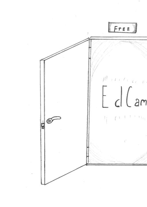 Принцип EdCamp. Безкоштовність