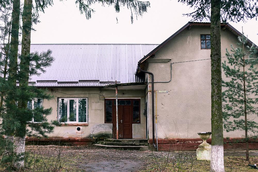 Початкова школа у Волі-Баранецькій ОТГ