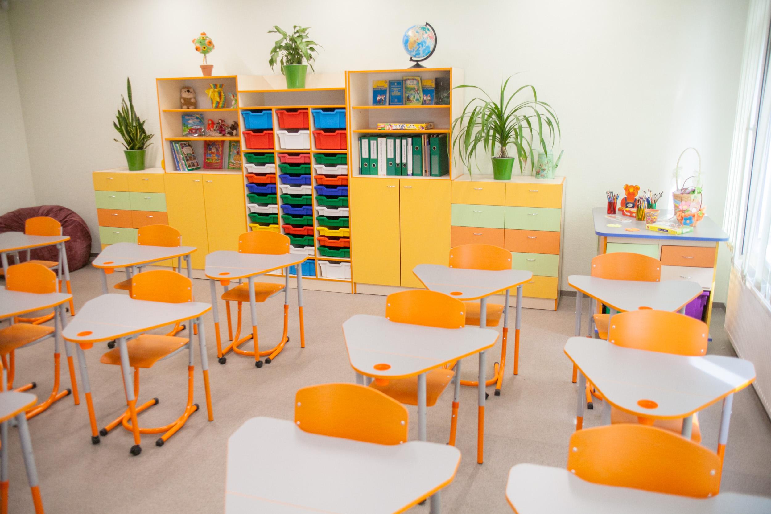 У слолиці збудували розумну, енергонезалежну та інклюзивну школу