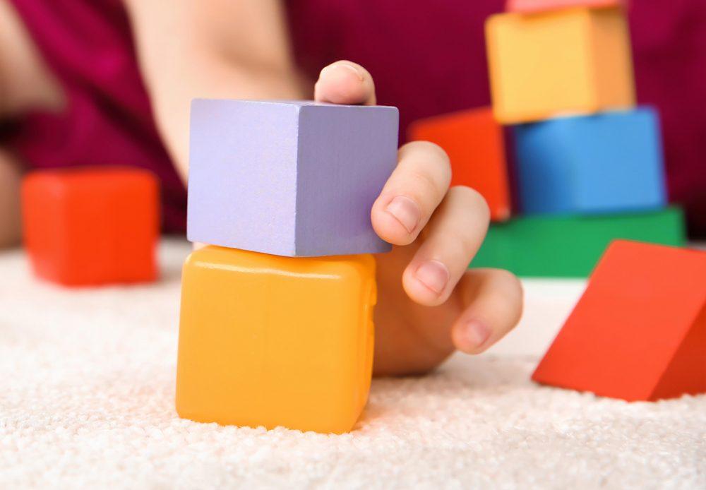 Як навчати незрячу дитину: методичні