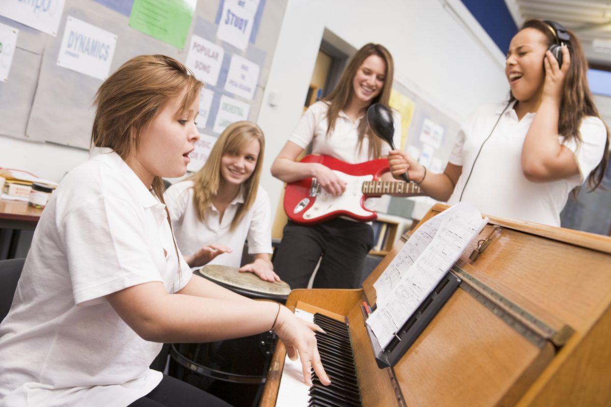 Музика у навчанні та навчання через музику