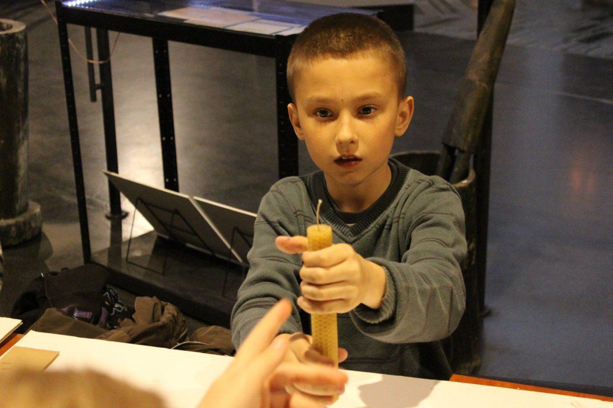 Доступ до культури: найцікавіші музеї, адаптовані для незрячих дітей