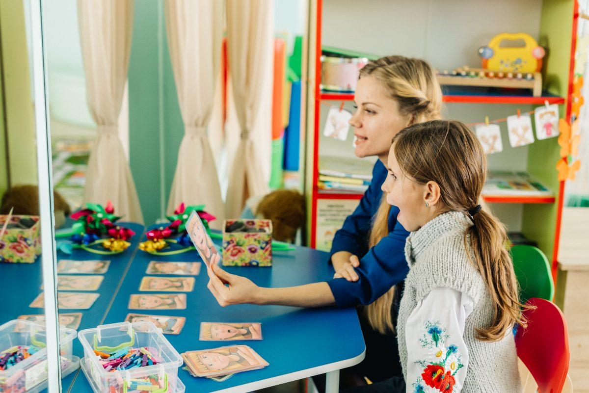 Знайти, захопити, розвинути – корекційні заняття та позашкільне життя в інклюзивній школі Балабино